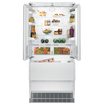 Liebherr HC2081 36in Bottom Freezer Refrigerator, Panel Ready