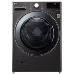 LG WM3998HBA 27 Inch All-In-One Ventless Washer and Dryer Combo with Steam Cycle with Smart Wi-Fi Enabled 120V