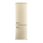 Retro Refrigerator CRBR-2412CR 24in -Chambers