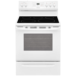 Electric Range CFEF3054UW Smoothtop 30in -Frigidaire