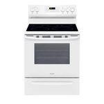 Electric Range CGEF3036UW Smoothtop 30in -Frigidaire Gallery