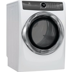 Dryer EFMC527UIW Steam Energy Star 27in -Electrolux