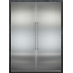 Side by Side Refrigerator SBS2424M 48in -Liebherr