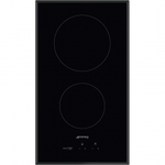 Smeg SEU122B 12in Electric Cooktop Stainless Steel