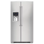 Side by Side Refrigerator EI23CS35KS 36in -Electrolux