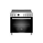 Induction Range PROF365INSNET Inductiontop 36in -Bertazzoni