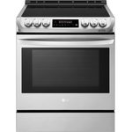 Induction Range LSE4617ST Inductiontop 30in -LG