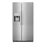 Side by Side Refrigerator FGSS2635TF 36in -Frigidaire Gallery