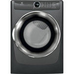 Electric Dryer EFMC527UTT Energy Star Perfect Steam 27in -Electrolux