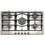 Gas Cooktop CG76WOK Sealed Burner Built-In 30in WQL- Porter&Charles
