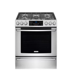 Electrolux EI30GF45QS 30in Gas Range Stainless Steel