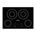 Electric Cooktop CTE30410 Smoothtop Built-In 30in -Blomberg