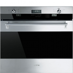 Electric Built-In Wall Oven SOU330X1 Single Wall Oven 30in -Smeg