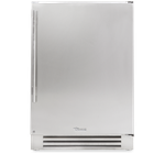 True Residential TUF24LSSB 24in Compact Freezer, Stainless Steel