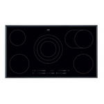 Electric Cooktop HK955070XB Smoothtop Built-In 36in -AEG