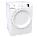 Electric Dryer DP7C Front Load  vented 24in -Gorenje
