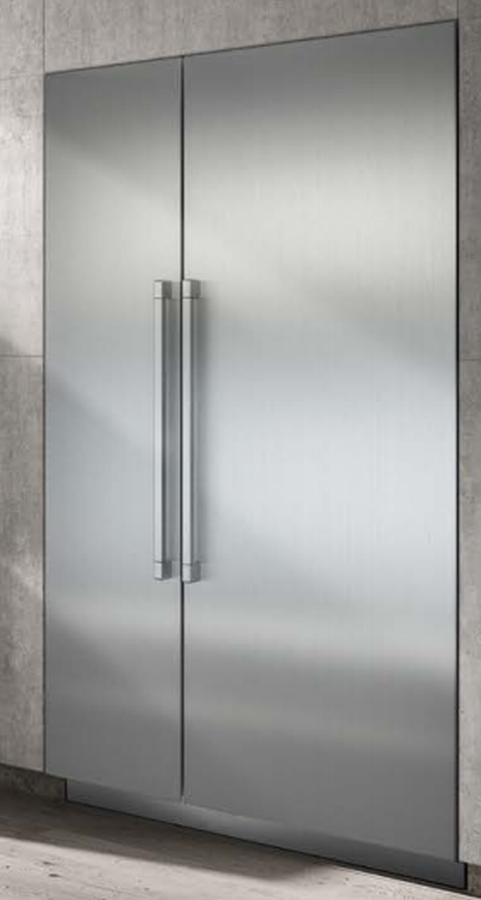 Side by Side Refrigerator SBS3018M 48in -Liebherr | aniksappliances -