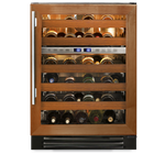 Wine Refrigerator TWC24DZLOGB 24in -True Residential