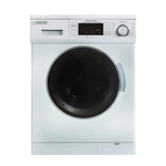 Washer Dryer Combo EZ4400N/W Ventless 2-in-1 24in -Equator