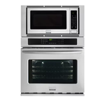 Frigidaire Gallery FGMC3065PF 30in Oven+Micro Stainless Steel