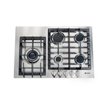 Verona VECTGM305SS 30in Gas Cooktop Stainless Steel