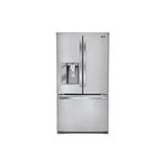 LG LFXC22526S 36in French Door Refrigerator, Stainless Steel