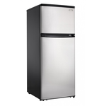 Top Freezer Refrigerator DFF110A1BSSDD 24in -Danby
