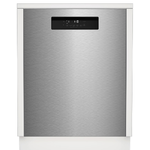 Dishwasher DWT52600SSIH Energy Star Top Controls 24in -Blomberg
