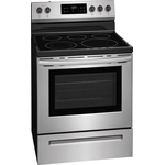 Electric Range CCRE3870MS Smoothtop 30in -Crosley