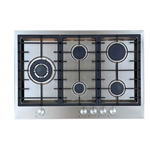 Gas Cooktop CG90WOKF Sealed Burner Built-In 36in -Porter&Charles