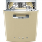 Built-In Dishwasher STFABUCR1 Retro Style Energy Star 24in -Smeg