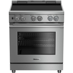 Induction Range BIRP34450CSS Inductiontop 30in -Blomberg