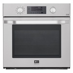 Single Wall Oven LSWS306ST Convection Self Clean 30in -LG