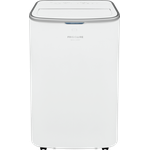 Frigidaire Gallery GHPC132AB1 13,000 BTU Cool Connect Portable Air Conditioner with Wi-Fi.