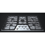 Gas Cooktop CTG36500SS Sealed Burner Built-In 36in -Blomberg