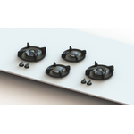 Gas Cooktop DEMPOXL Sealed Burner Built-In 38in -Pitt