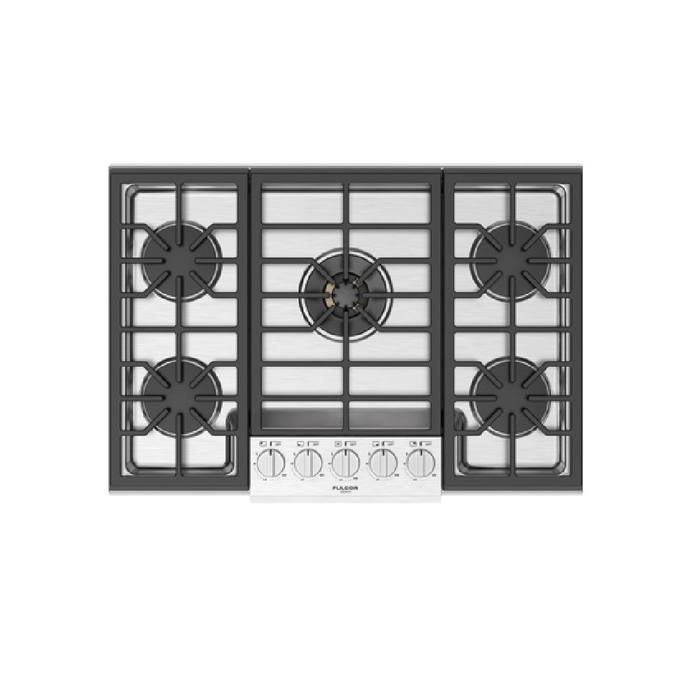 Gas Cooktop F6PGK365S1 Smoothtop Built-In 36in -Fulgor Milano