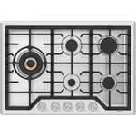 Gas Cooktop G513 Sealed Burners Built-In 30in -Robam