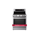 Electric Range LRE4211ST 5 Elements 30in -LG