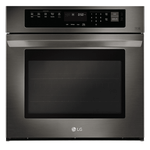 Electric Built-In Wall Oven LWS3063BD Single Wall Oven 30in -LG