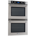 Verona VEBIEM3030D 30in Double Wall Oven Stainless Steel