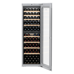 Wine Column Refrigerator HWgw8300 24in  Built-In Under Counter - Liebherr