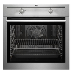 Single Wall Oven BC3000001M 24in -AEG
