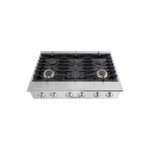 Electrolux Icon E36GC76PRS 36in Gas Rangetop Stainless Steel