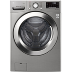 Washer WM3800HBA Front Load Steam 27in -LG