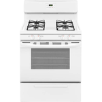 Gas Range CRGE3455TW Sealed Burner 30in -Crosley