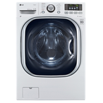 Washer Dryer Combo WM3997HWA Ventless 120V 2-in-1 27in -LG