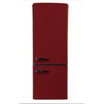Chambers MRB192-07WR  7 cu ft Retro Bottom Mount Refrigerator