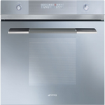 Single Wall Oven SF112U Flush Fit 24in -Smeg