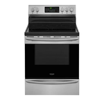 Electric Range CGEF3036UF Smoothtop 30in -Frigidaire Gallery
